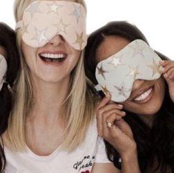 FREE PEOPLE - Starry Eyed Eye Mask for Sale in Wichita,  KS
