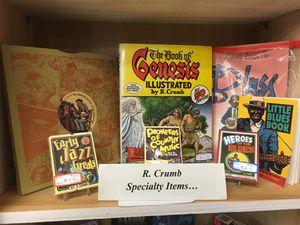 R. Crumb books...alive & well!!! for Sale in Beaverton, OR