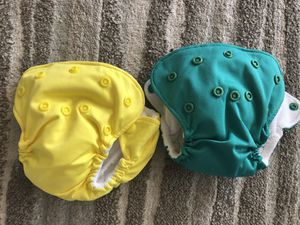 Cloth diapers newborn size for Sale in San Juan Capistrano, CA