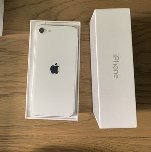 IPhone SE 2020 64GB White Brand New for Sale in Delray Beach, FL