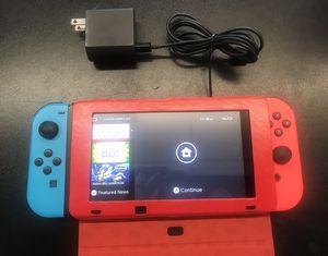 Nintendo Switch w/ Mario Case for Sale in Gastonia, NC