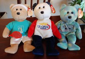 Bundle of 6 2004-2007 Ty Sporting Beanie Babies for Sale in Kyle, TX