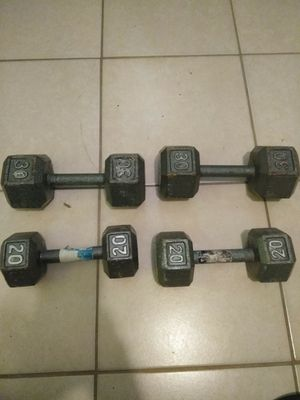 Dumbbells for Sale in New Port Richey, FL