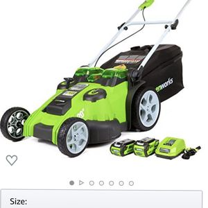 Lawnmower - Cordless - Brand New Still In Box for Sale in San Antonio, TX