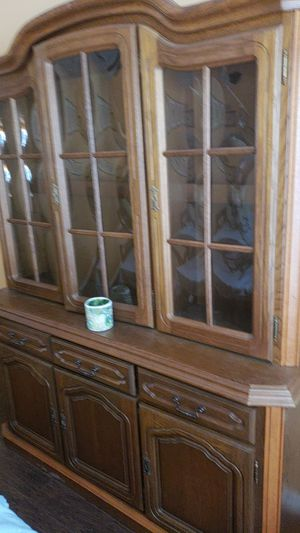 Dining China hutch /buffet for Sale in Hutto, TX