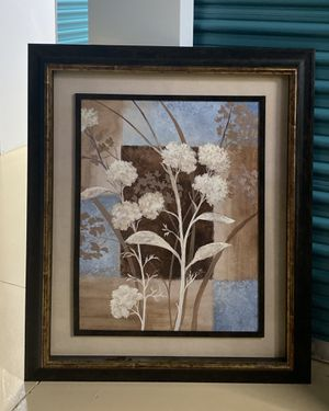 Medium Sized Flower Painting for Sale in Southwest Ranches, FL