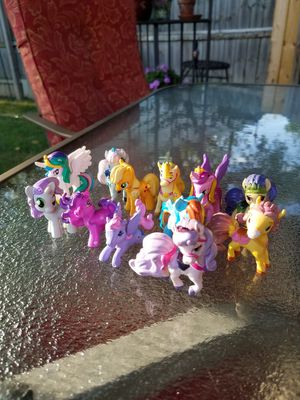 My Little Pony mini figures Lot 20 for Sale in Toledo, OH