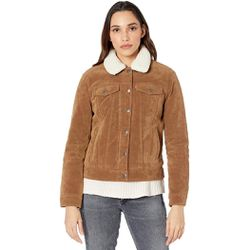 NEW LEVI'S Classic Sherpa Lined Trucker Jacket, Size S for Sale in Bartlett,  IL