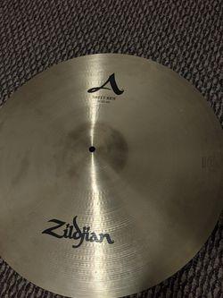 """A Zildjian 21"""" Sweet Ride for Sale in Ellensburg,  WA"""