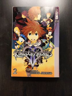 Kingdom Hearts II Vol. 2 for Sale in Madison Heights,  MI