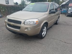 2005 chevy uplander with 125,000 miles for Sale in Clinton, UT