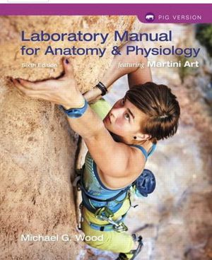 Laboratory manual for anatomy and physiology for Sale in Revere, MA
