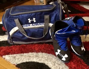 Under Armour Duffle big Bag for Sale in Clifton, NJ