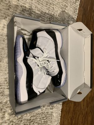 Jordan 11 concords size 4 - new for Sale in Seattle, WA