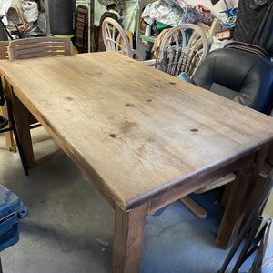 Wooden Table for Sale in Los Angeles, CA