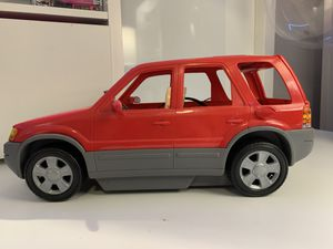 Barbie Ford Escape Hybrid Truck Toy for Sale in Northvale, NJ