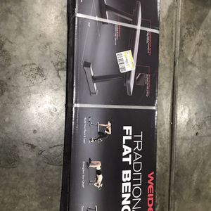 New In Box Flat Bench for Sale in Renton, WA