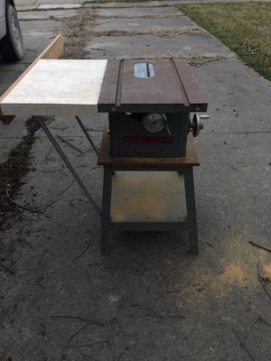 Delta Table Saw for Sale in Eastpointe, MI