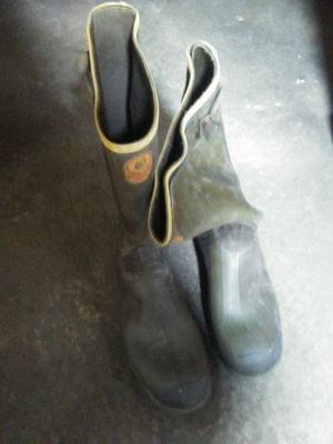 Rubber boots for Sale in White Hall, WV