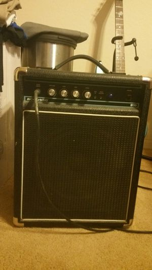 Bass amplifier Acoustic B10 amp for Sale in Phoenix, AZ