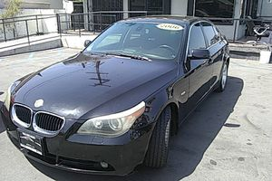 2006 BMW ,,530 I Clean Title Leather SoonRoof Car Fax Available Warranty transmisión And Engine for Sale in Salt Lake City, UT