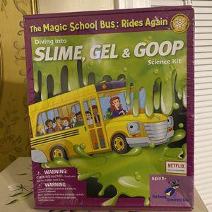 Nib Slime, Gel & Goop Science Kit for Sale in Wallingford, CT