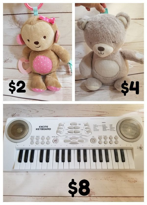 Baby/Toddler Toys, Indivual pricing or Take All for $12!