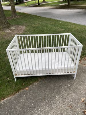 Safe Transportable IKEA Gulliver Infant Crib for Sale in Columbia, MD