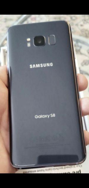 New Galaxy S8 Samsung Unlocked Liberado DESBLOQUEADO T-Mobile Metro Att Cricket for Sale in Los Angeles, CA