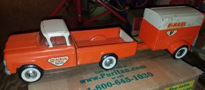 Nylint U haul moving ford pickup truck and trailer for Sale in Selma, NC