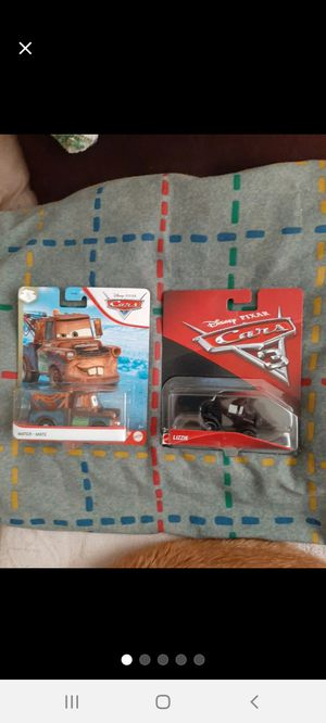 "DisneyPixar CARS ""Mater"" & ""Lizzie"" ●□● for Sale in Williamsport, PA"