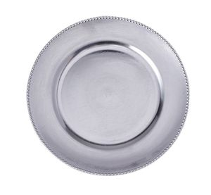 """13"""" Silver Round Charger Plate (Set of 6) for Sale in Miami, FL"""