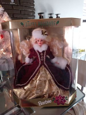 Holiday Barbie special edition collectible for Sale in Hillsboro Beach, FL