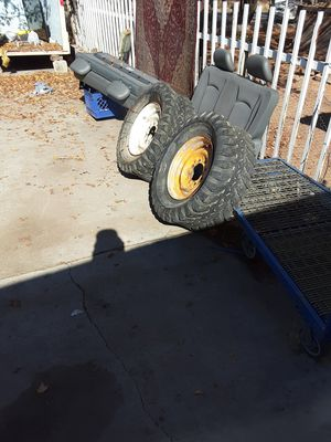 Bobcat wheels for Sale in Albuquerque, NM