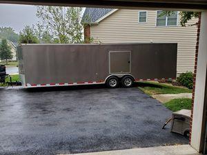 Eagle enclosed trailer for Sale in UPPR MARLBORO, MD