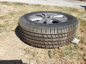 2014 honda odyssey rims and tires for Sale in El Monte, CA