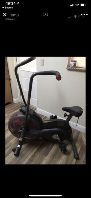 Schwinn Exercise Air Dyne Bike- Like New Condition for Sale in Fort Lauderdale, FL