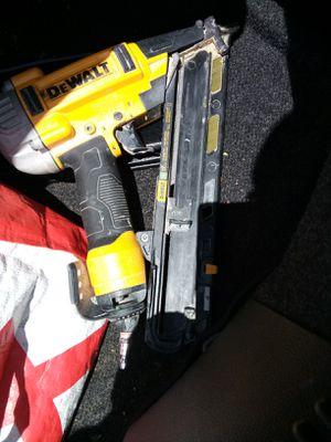 DEWALT Pneumatic 15-Gauge DA Nailer for Sale in Los Angeles, CA