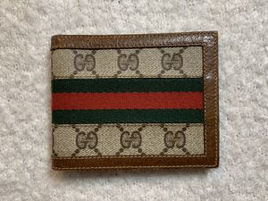 GUCCI CHERRY LINE BIFOLD MENS WALLET for Sale in Westminster, CA
