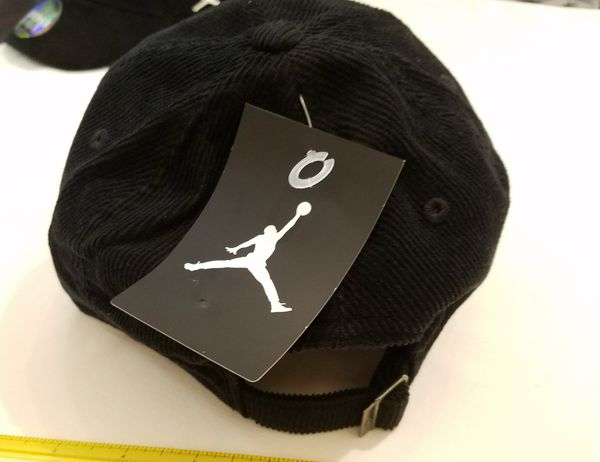 8937bf2a39b5 JORDAN UNISEX HERITAGE 86 LIKE MIKE HAT BLACK for Sale in San Diego ...