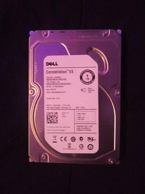 Seagate Baracuda 1tb Hard drive hasnt been used for Sale in Hastings, MI