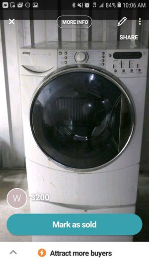 Very nice washer for Sale in Columbus, OH