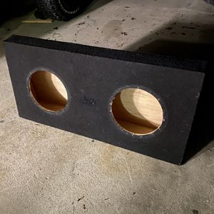 ($75) 2 12s Truck Sub Box for Sale in Sanger, CA