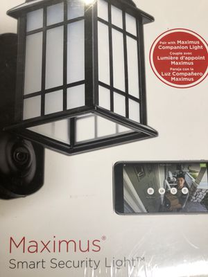Smart Security Lights/w Camera for Sale in Union City, CA