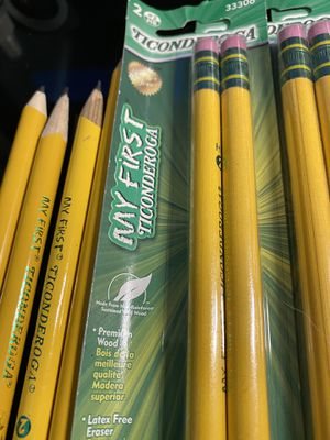 Ticonderoga Pencils (my 1st) kinder for Sale in Fresno, CA