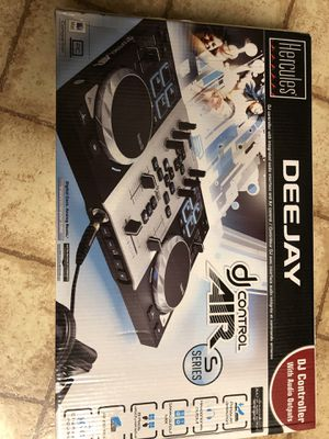 Hercules Deejay Air control Series S for Sale in Stockton, CA