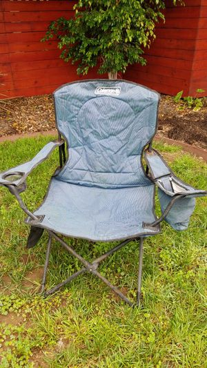 Outdoor folding chair for Sale in Santa Barbara, CA