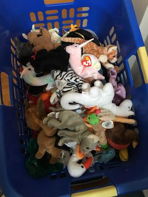 Beanie babies from the '90's for Sale in Spring Lake, NJ
