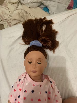 Our generation girl doll for Sale in Menifee, CA