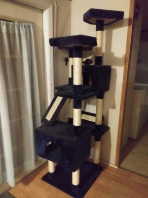 Cat tower for Sale in Louisburg, NC